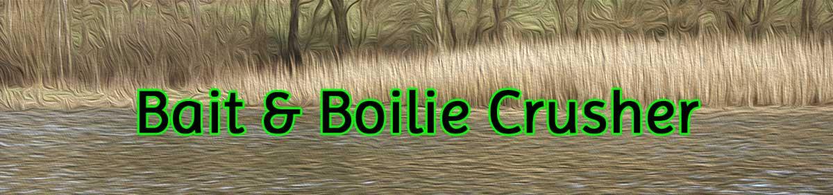 Bait und Boilie Crusher