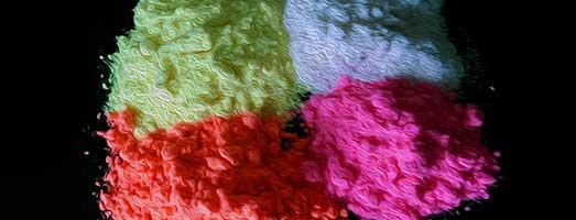 Köderfarben und Boilie Farben