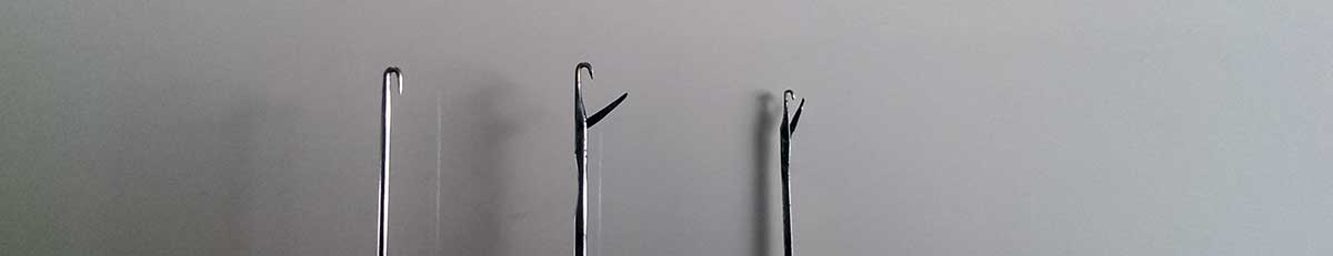 Stringer Nadel, Boilie Nadel, Splicing Nadel