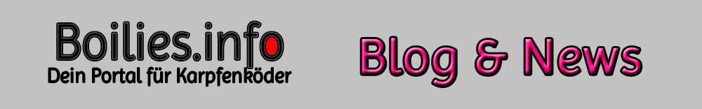 Blog und News für Boilies und Co