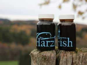 Fischöl von Harz Fish