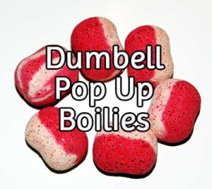 Dumbell Pop Up Boilies