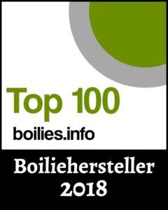Top 100 Boilie Hersteller 2018
